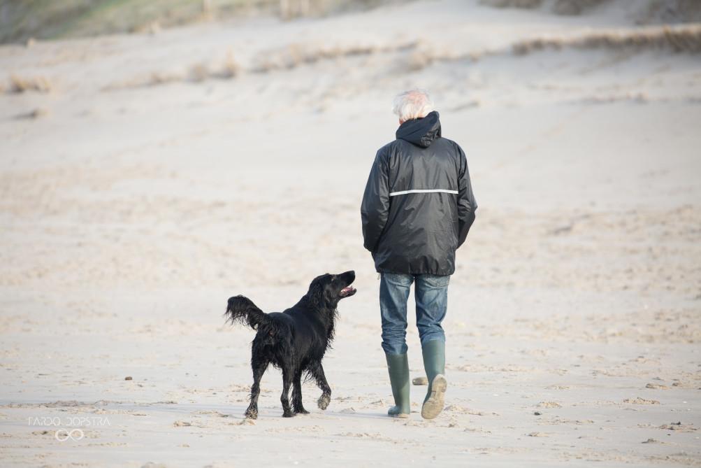 Man's best friend.... Een huisdier is een vriend voor het leven.