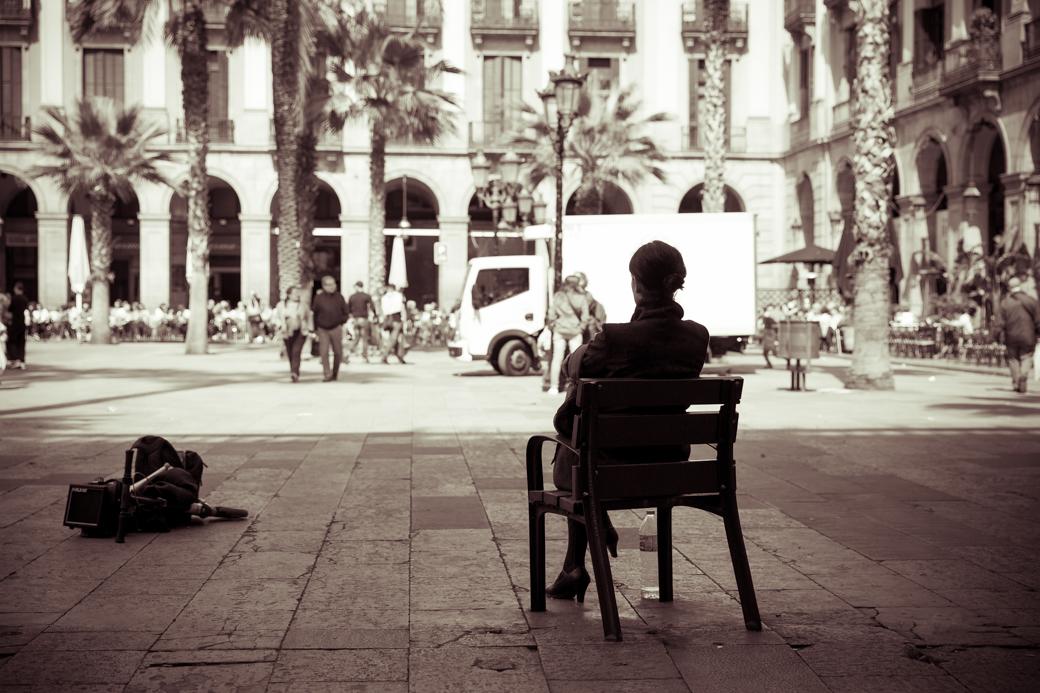 Tango in Barcelona
