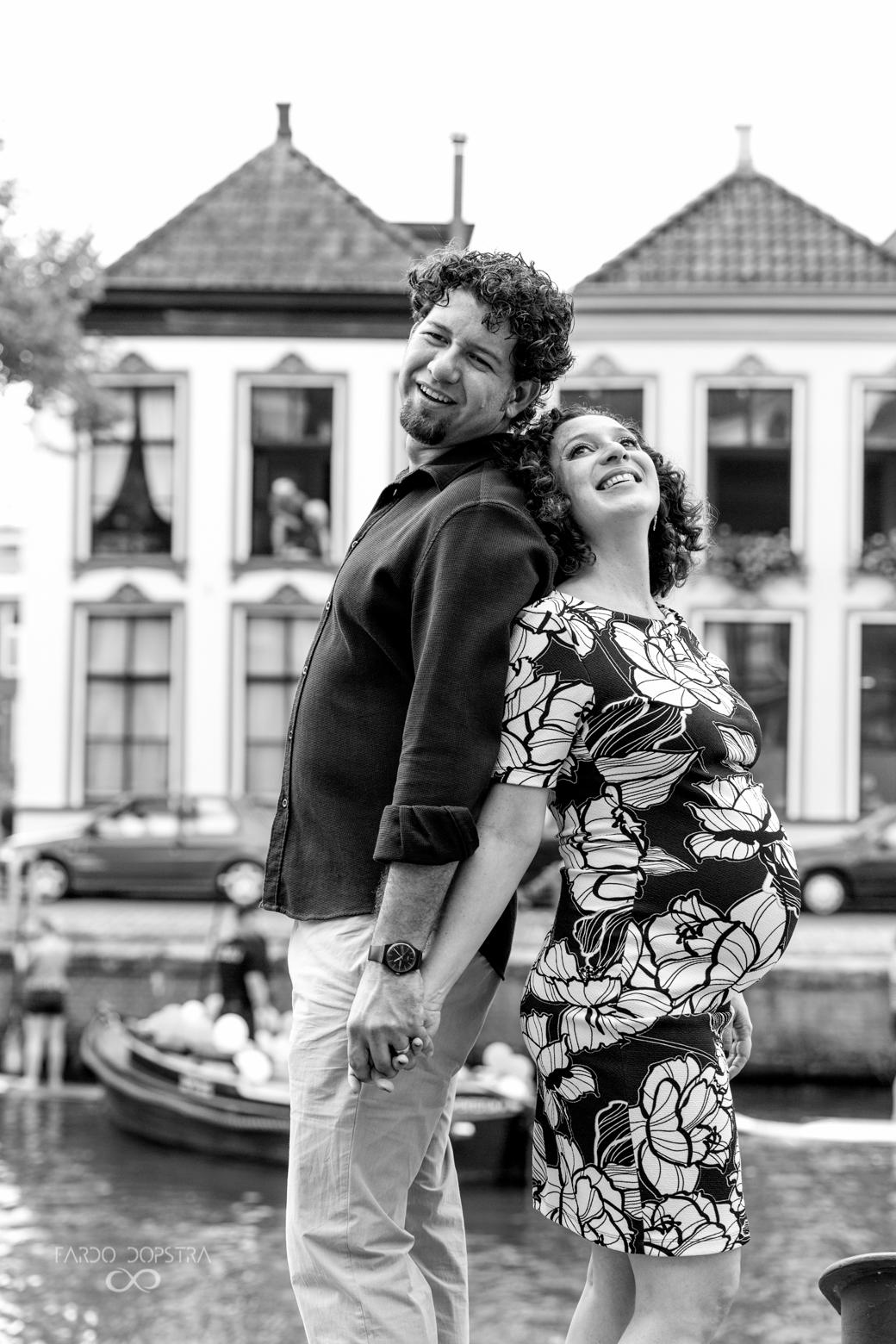 Zwangerschapsfotograaf Groningen