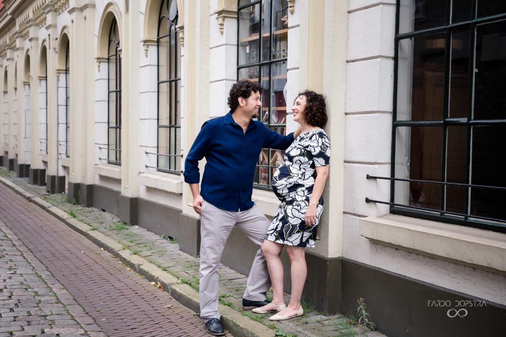 casual zwangerschapsfotografie Groningen