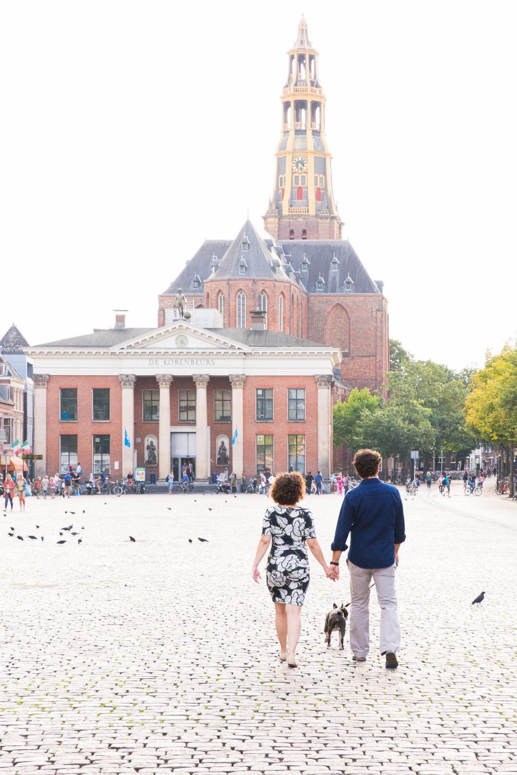Fotoshoot Vismarkt Groningen