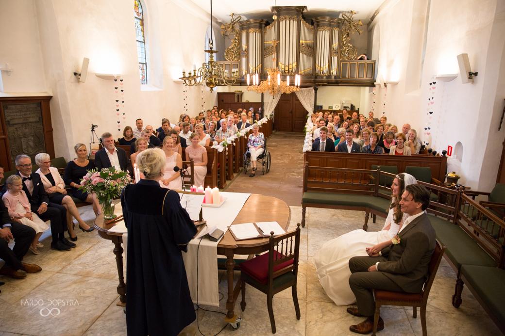 Bruiloft Stefanuskerk Groningen