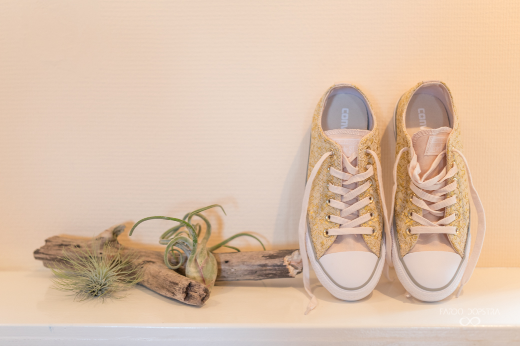 Trouwschoenen Converse