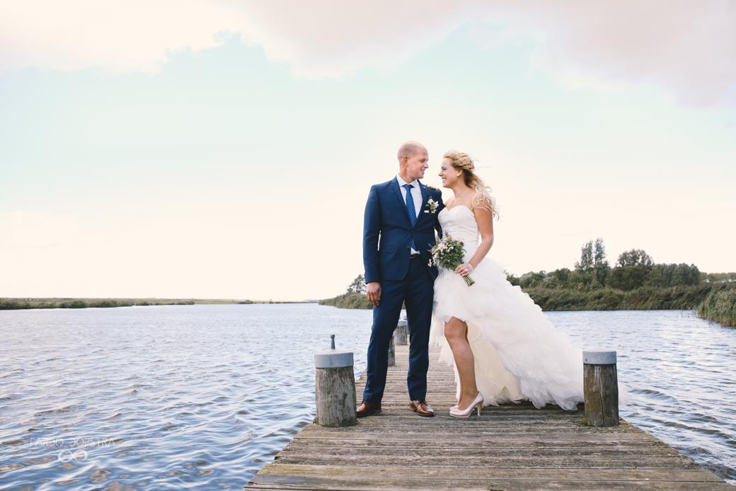 Bruidsfotograaf Friesland