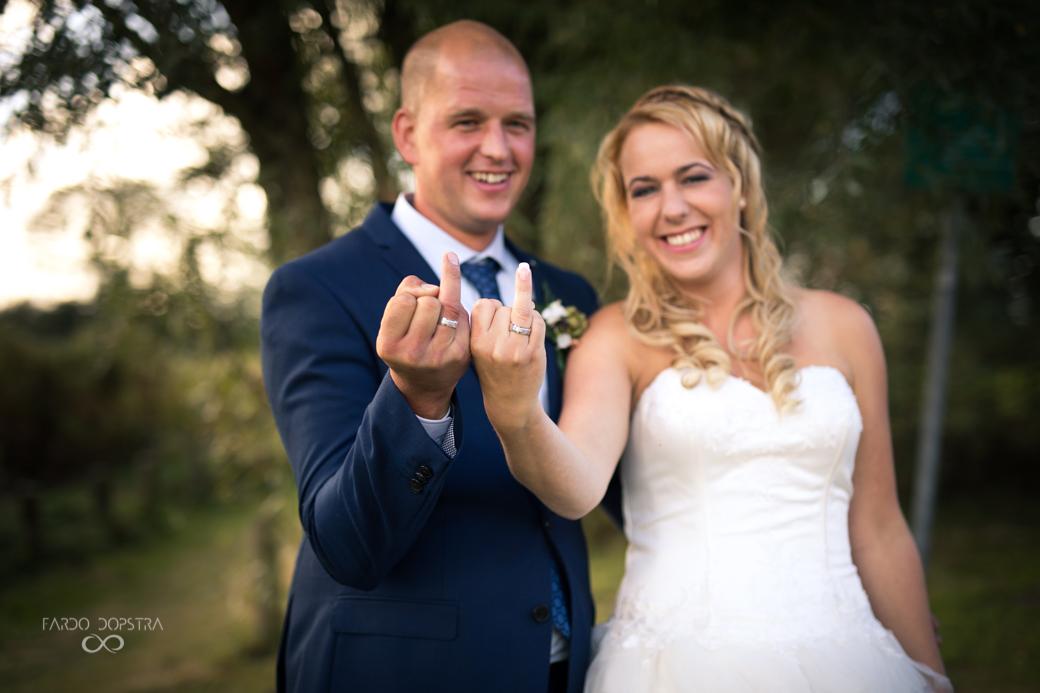 Bruidsfotograaf Frielsand