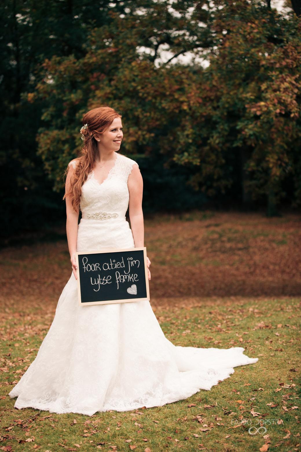 Bruidsfotograaf Noord Nederland