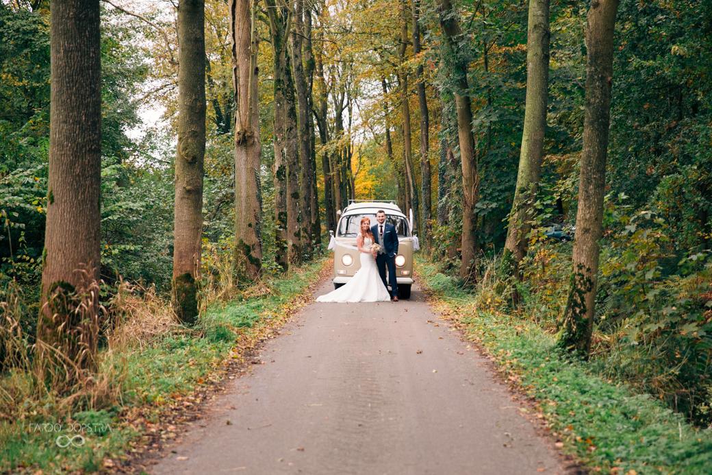 Bruiloft Stania State
