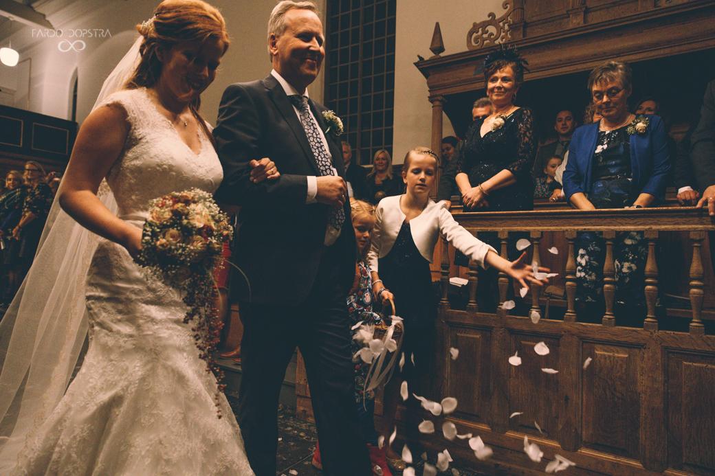 Kerkelijk huwelijk Aldtsjerk