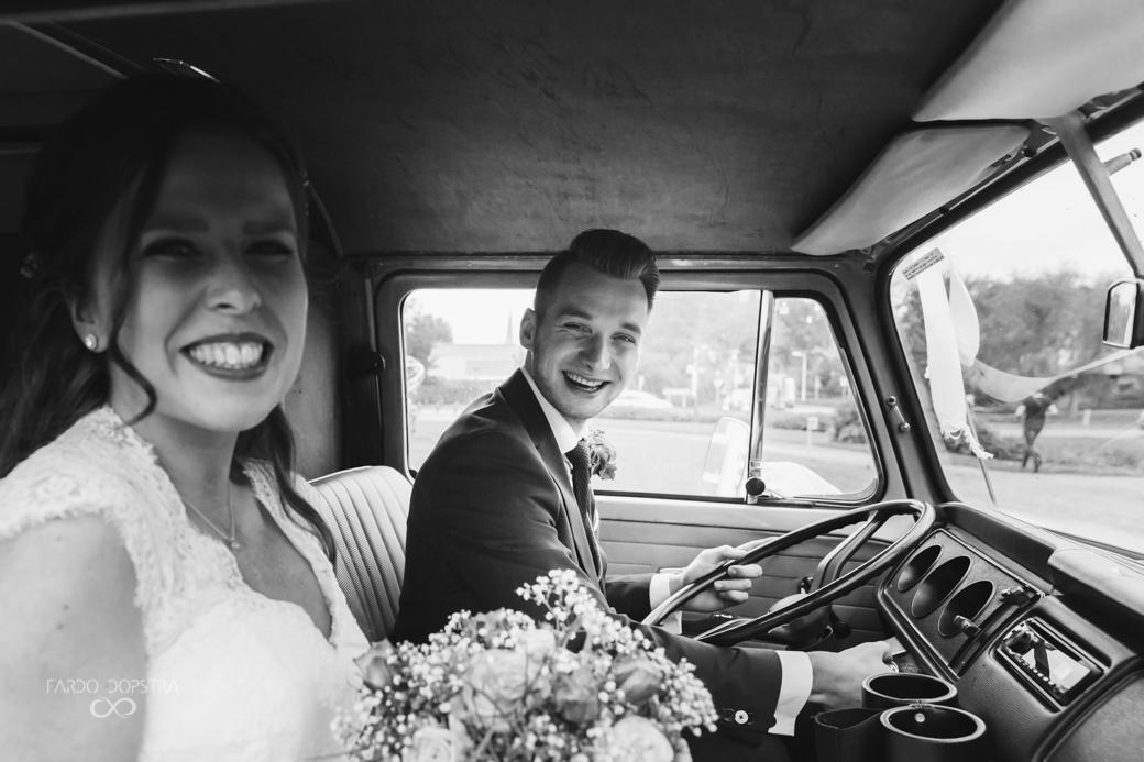 Bruidsfotografie Kollum