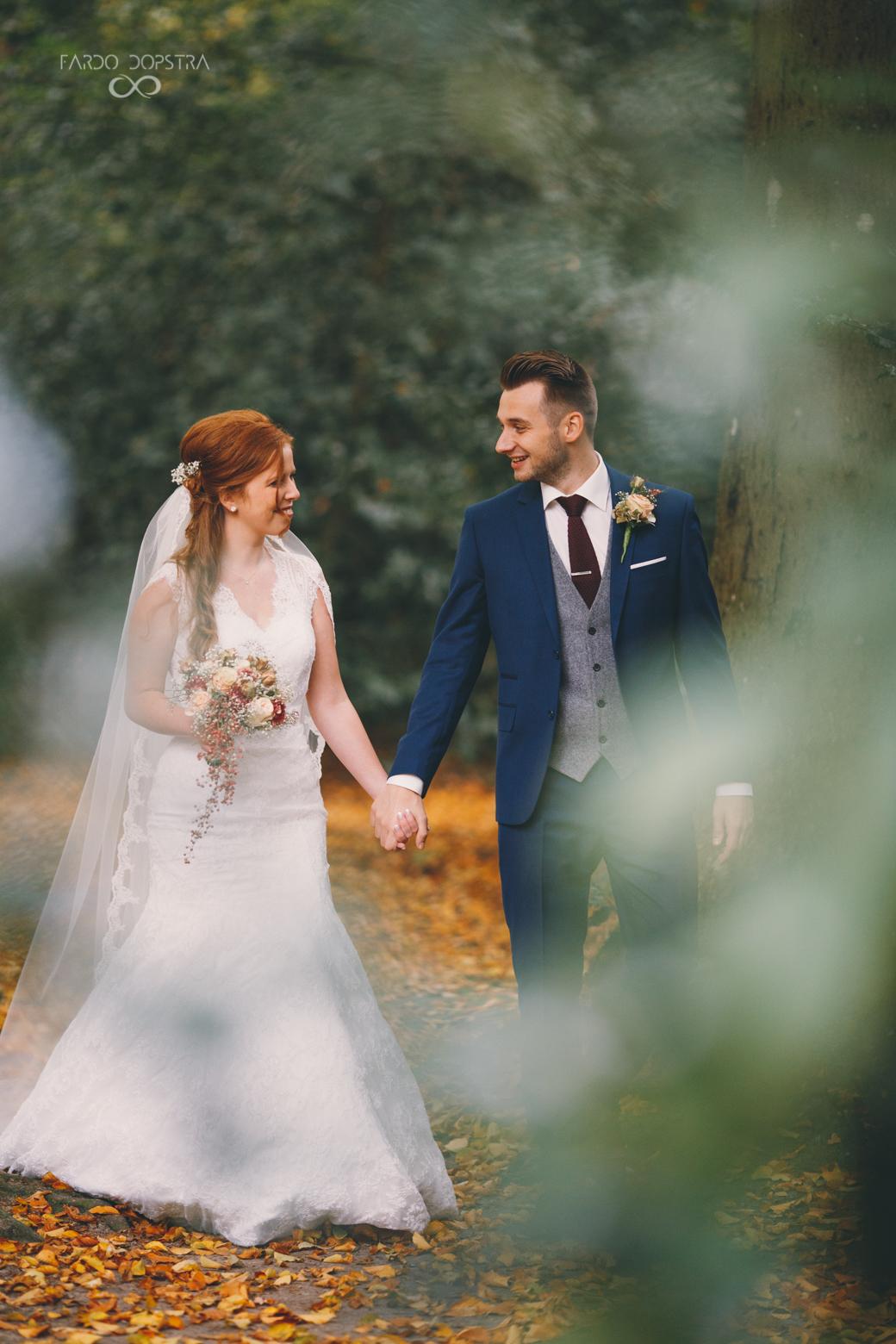 Bruidsfotograaf Kollum