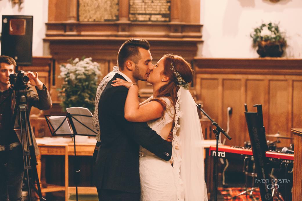 Bruiloft Aldstjerk