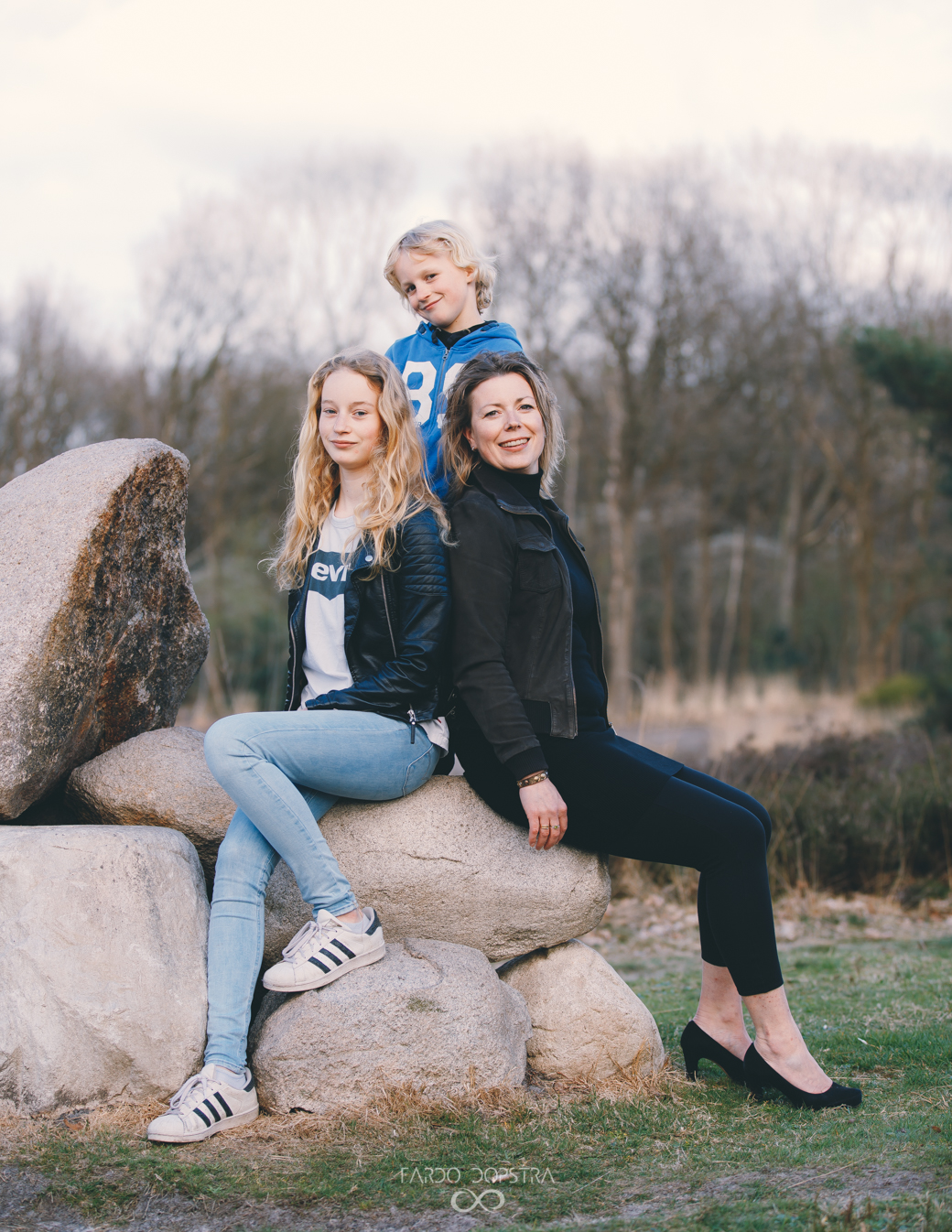 Fotoshoot Friesland
