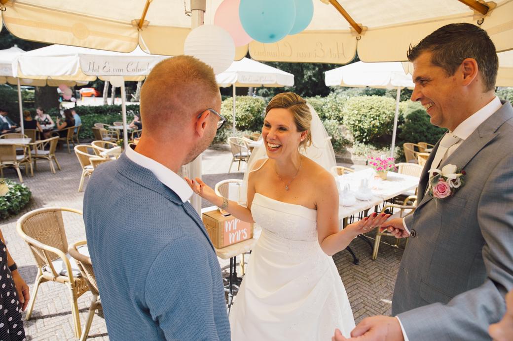 Bruiloft Beekbergen - Robert & Debby