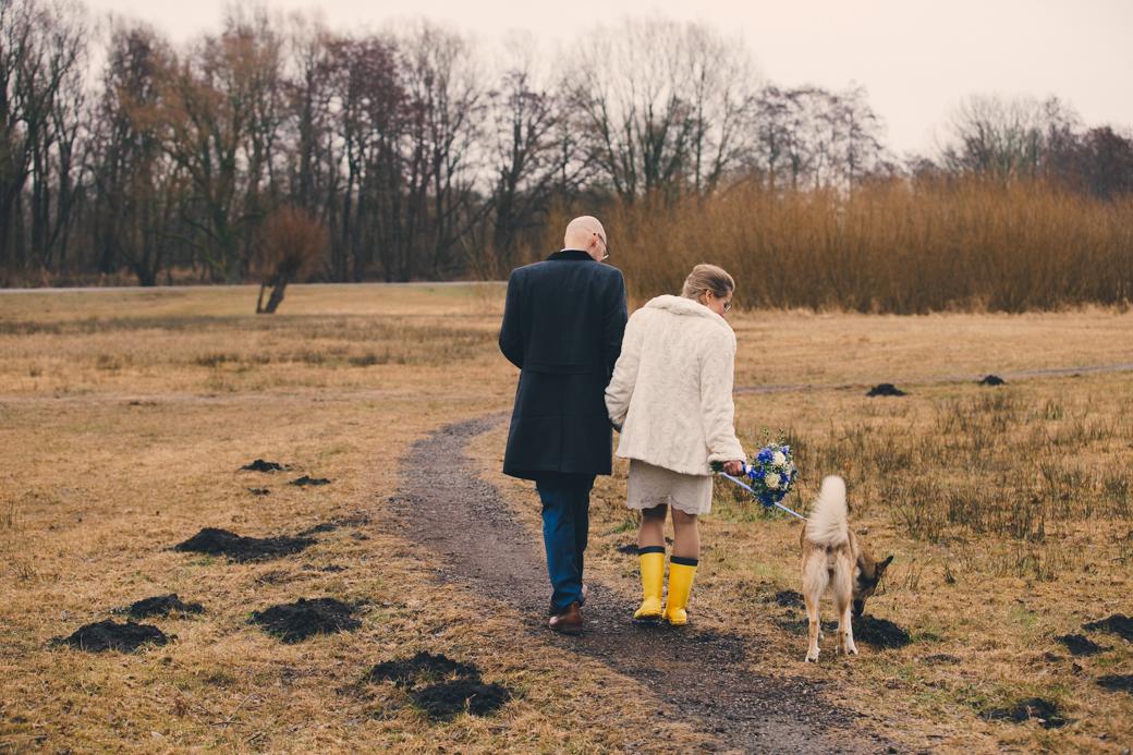 Bruiloft Buitensociëteit