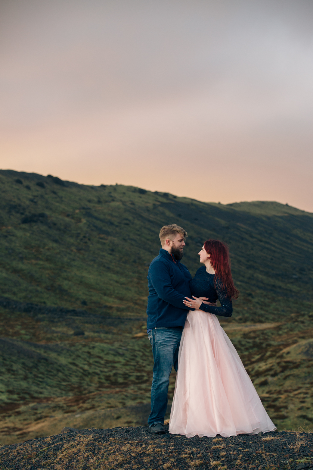 Iceland Vow Renewal Photographer Iceland Wedding Photographer