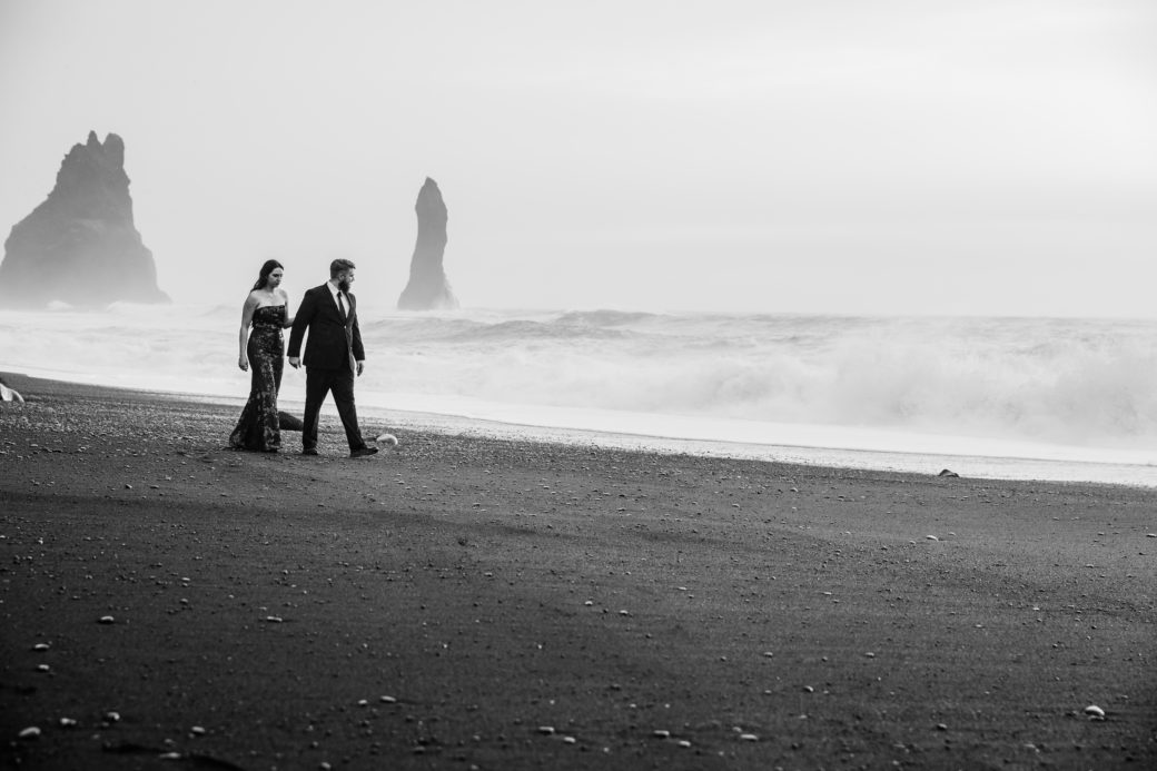 Iceland After Wedding Session