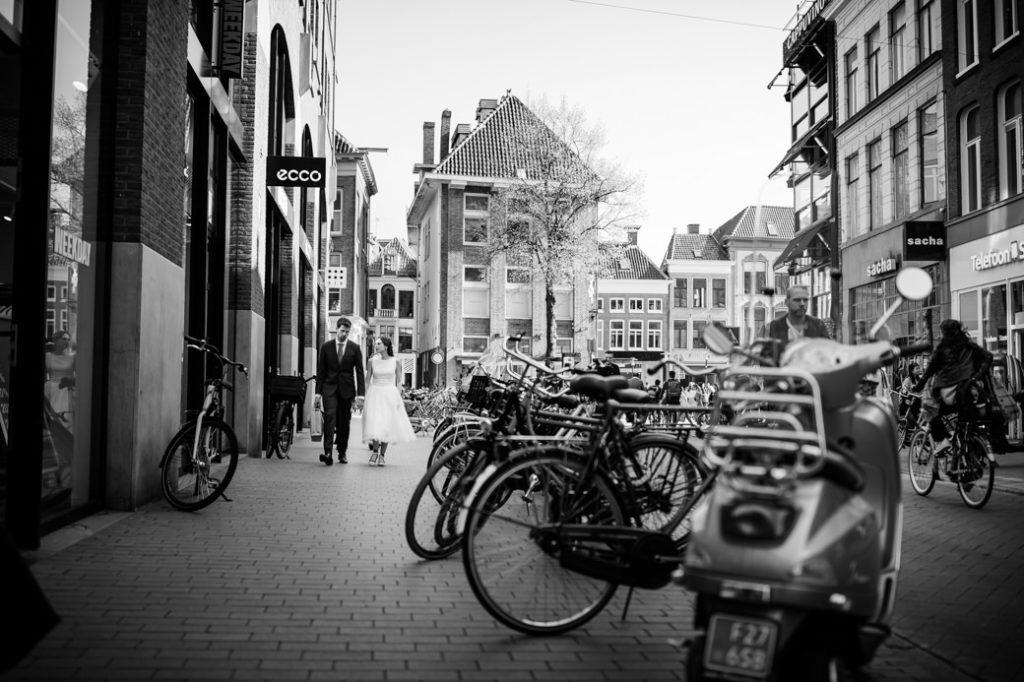 Stadse Trouwfotografie Groningen Stad