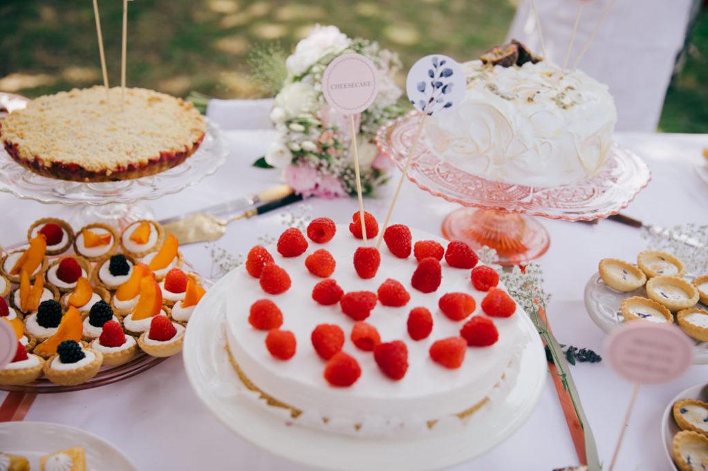 3 Tips voor de perfecte bruidstaart